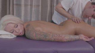 Streaming porn video still #3 from Busty MILF Massage