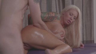 Streaming porn video still #9 from Busty MILF Massage