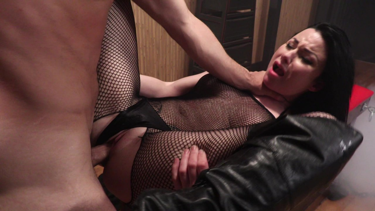 Submissive Stud Banged Cummed