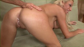 Streaming porn video still #14 from Fuck My Big Titted Wife #8