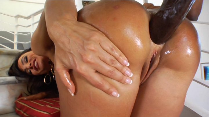 Lisa ann interracial creampie
