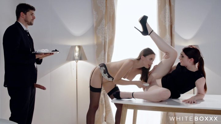 Streaming porn video still #1 from Sharing Is Caring