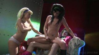 Streaming porn video still #1 from Batman XXX: A Porn Parody