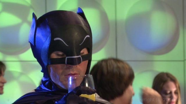 Streaming porn video still #2 from Batman XXX: A Porn Parody