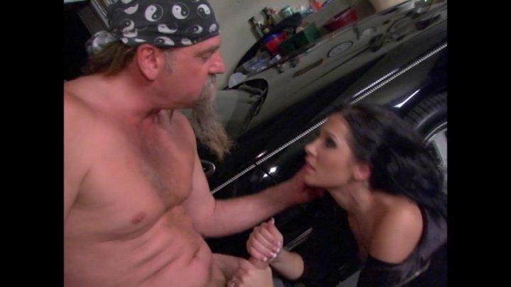 Streaming porn video still #1 from Slutty Brunettes Vol. 3