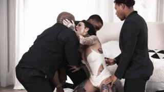 Screenshot #4 from Joanna Angel Gangbang: As Above So Below
