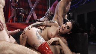 Screenshot #19 from Joanna Angel Gangbang: As Above So Below