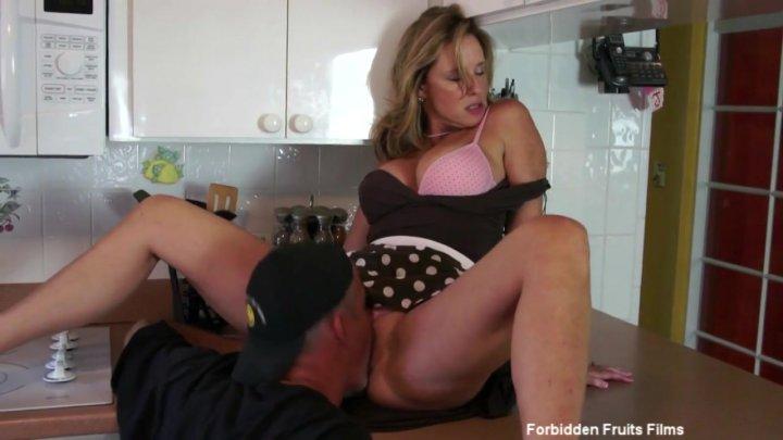Streaming porn video still #1 from Mother-Son Secrets #3