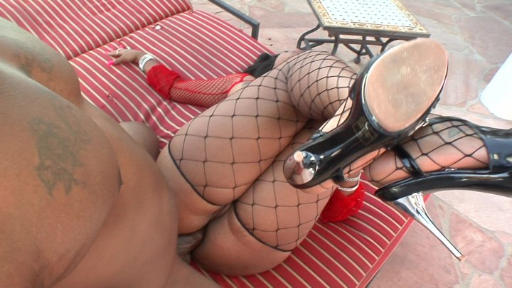 Streaming porn video still #1 from Phat Black Juicy Anal Booty 9