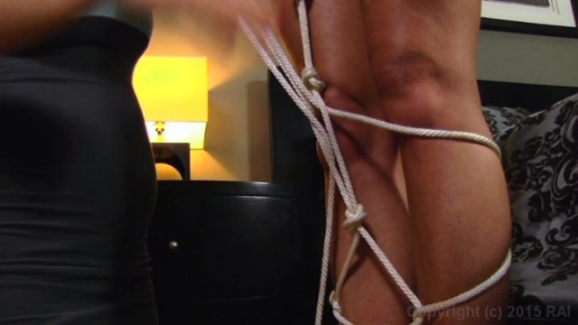 Streaming porn video still #1 from Kinky Classroom - Basic Bondage Edition 2
