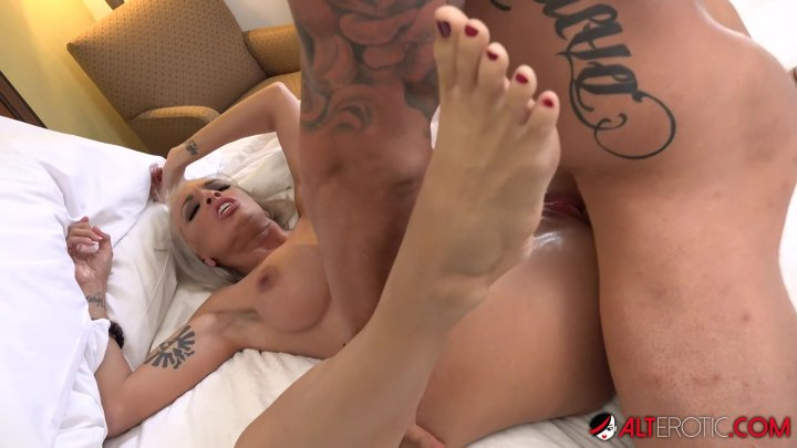 Streaming porn video still #4 from Inked Up Sex