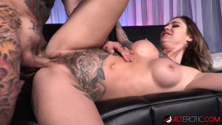 Streaming porn video still #1 from Inked Up Sex