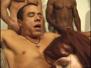 Streaming porn video still #10 from Gangbanging Cougars