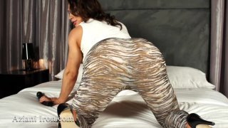 Streaming porn video still #3 from Aziani's Iron Girls 5