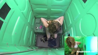 Streaming porn video still #2 from Real Public Glory Holes 7: MILF Edition