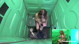 Streaming porn video still #7 from Real Public Glory Holes 7: MILF Edition