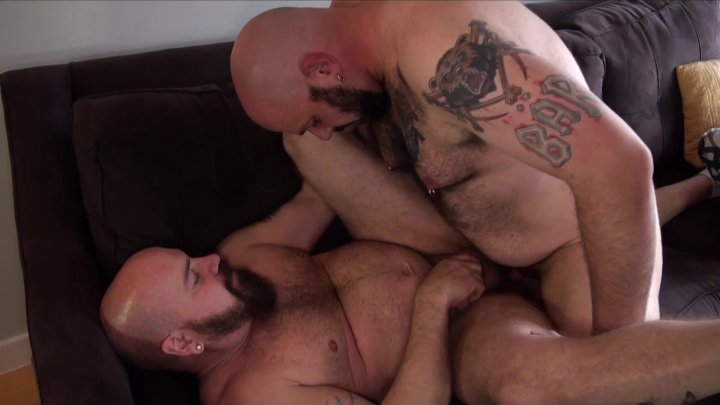Streaming porn video still #4 from Hairy and Raw Vol. 4