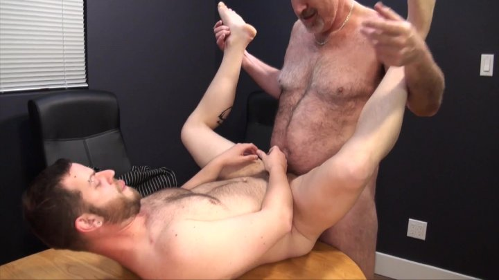 Streaming porn video still #5 from Hairy and Raw Vol. 4