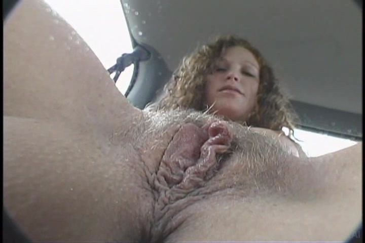 Cute Teen With Super Hairy Pussy And Hairy Armpits Strips In Woods Starring Suzi Pornstarempire