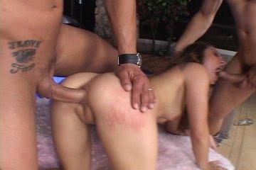 dick huge Double penetration