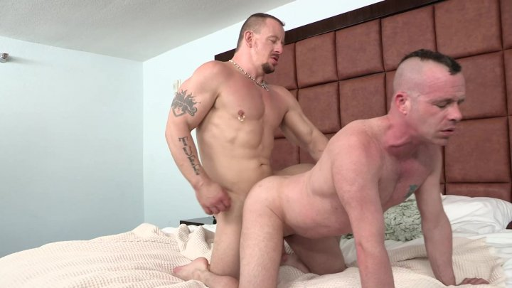 Streaming porn video still #1 from Barebacking Fuckbuddies 14