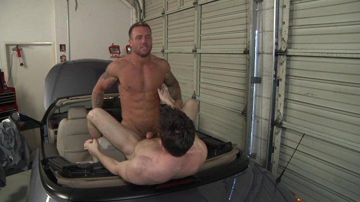 Streaming porn video still #1 from Barebacking Fuckbuddies 8