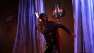 Streaming porn video still #1 from Thor XXX: An Axel Braun Parody
