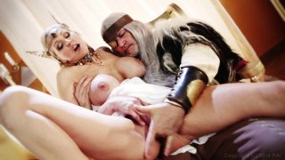 Streaming porn video still #4 from Thor XXX: An Axel Braun Parody