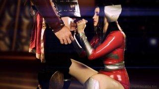 Streaming porn video still #9 from Thor XXX: An Axel Braun Parody