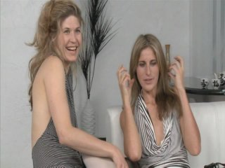 Kara Price and Abby Darling Share a Hot Lesbian Fuck