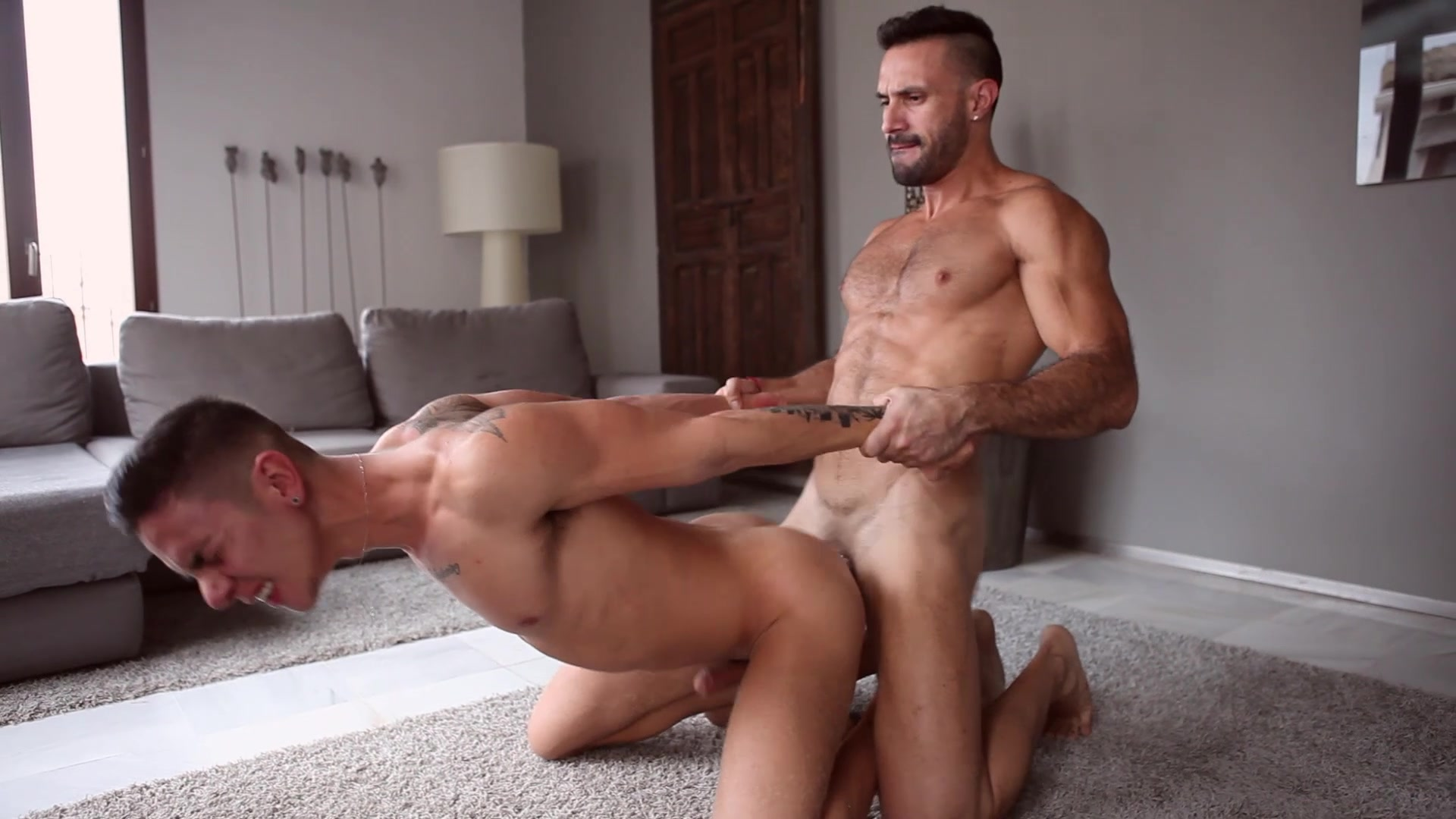 Doggy style gay fuck