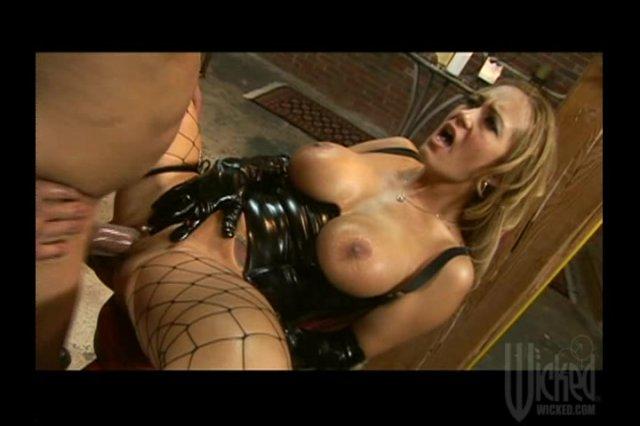 Streaming porn video still #5 from Cyber Sluts 5