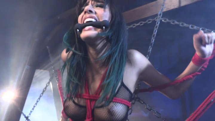 Streaming porn video still #3 from Bound For Domination 2