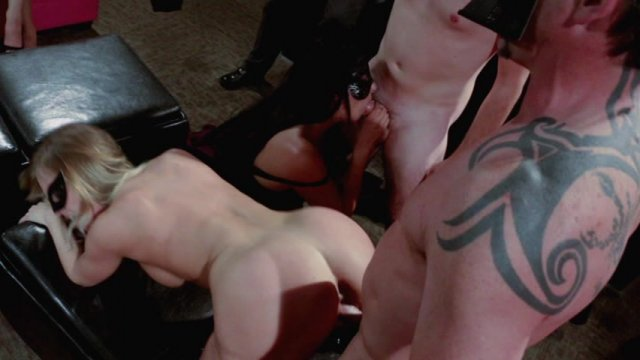 Streaming porn video still #1 from Fourway Fantasy - Wicked 4 Hours