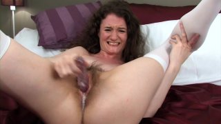Streaming porn video still #9 from Super Hairy Super Horny