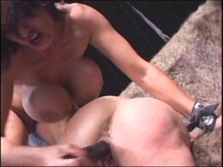 Streaming porn video still #3 from Lesbian BDSM