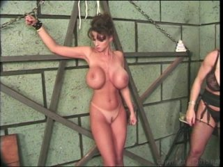 Streaming porn video still #7 from Lesbian BDSM
