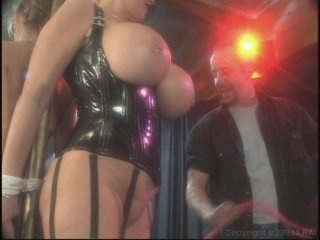 Streaming porn video still #8 from Lesbian BDSM