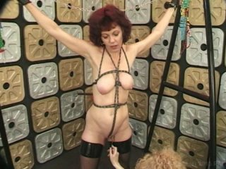 Streaming porn video still #10 from Lesbian BDSM