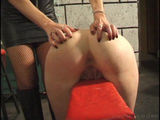 Streaming porn video still #16 from Lesbian BDSM