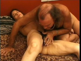 Babe Fucked by Old Guy