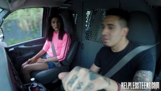 Streaming porn video still #1 from Eden Sin: Roadside Whore Gets Wrecked