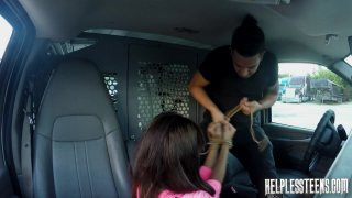 Streaming porn video still #2 from Eden Sin: Roadside Whore Gets Wrecked