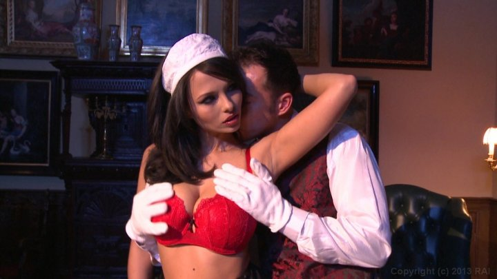 Streaming porn video still #5 from French Maid Service (Soubrettes Services) (French)