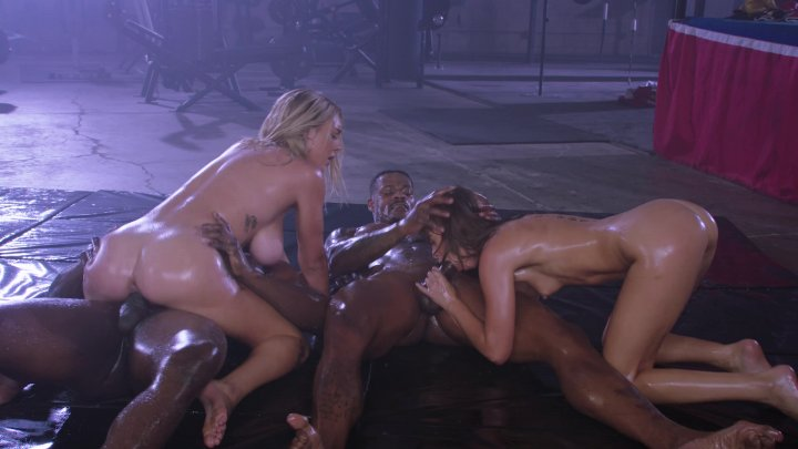 Streaming porn video still #1 from Interracial Icon Vol. 14