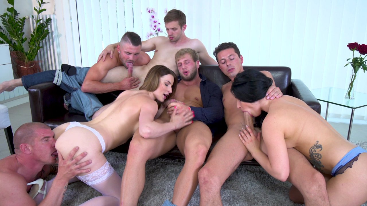 The excellent free pure orgies