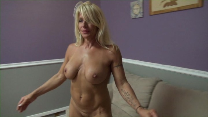 Flexi muscle milf gina west fucked 10