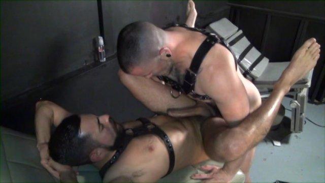 Raw leather fuckers scene two barebackrt media