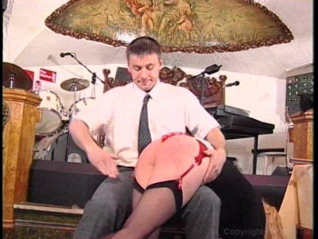 Streaming porn video still #1 from Best of British Spanking 16