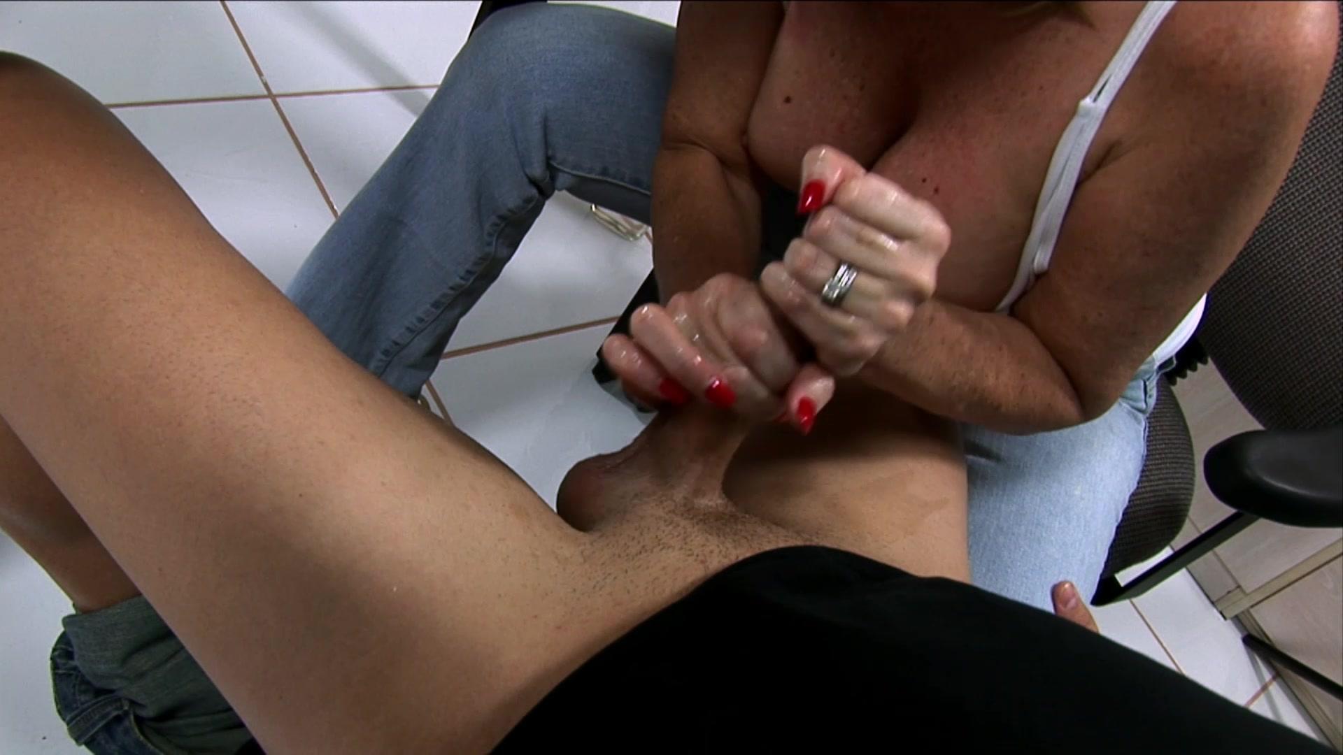 Surgical Nurse Handjob Porn Pics